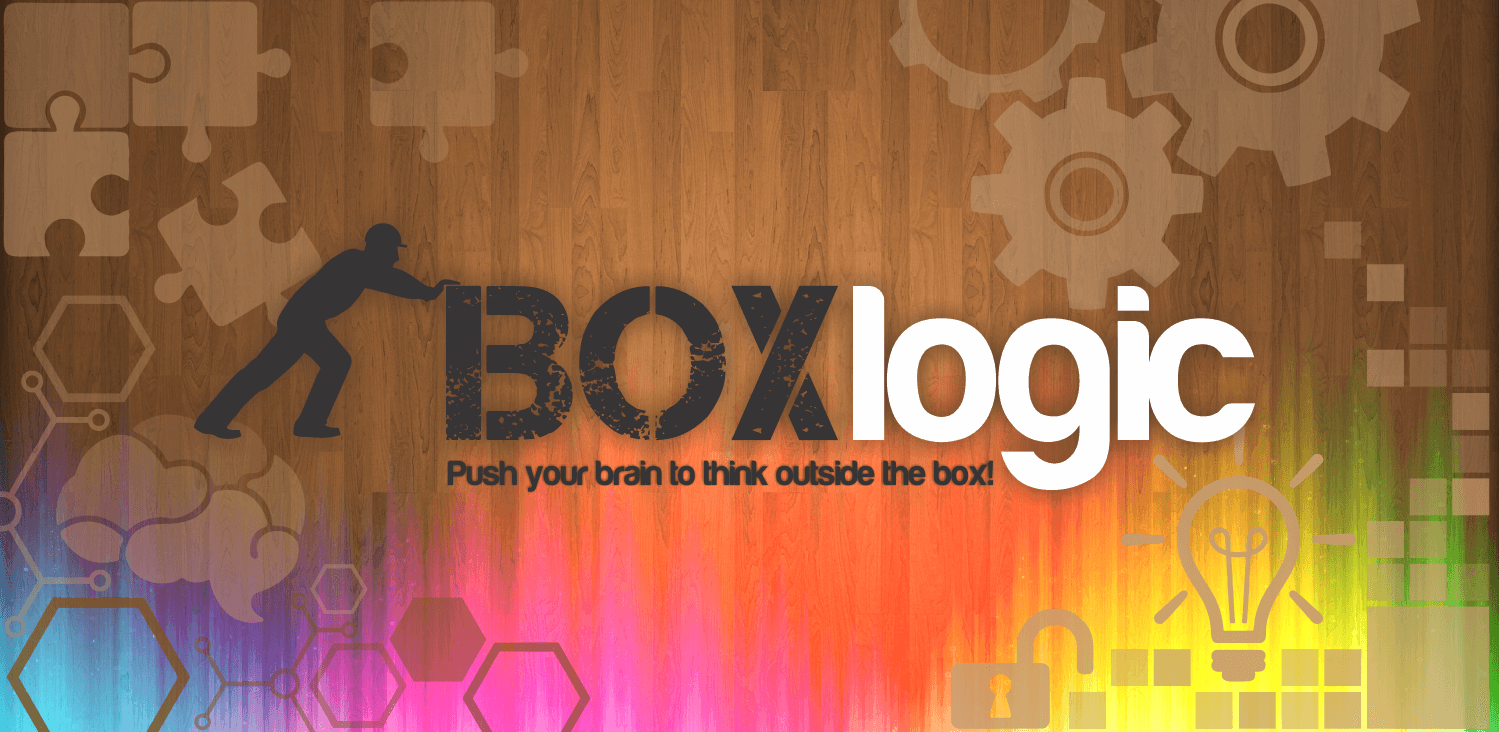 BOXlogic - Think outside the box Android Game