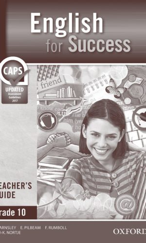 English for Success Home Language Grade 10 Teacher's Guide