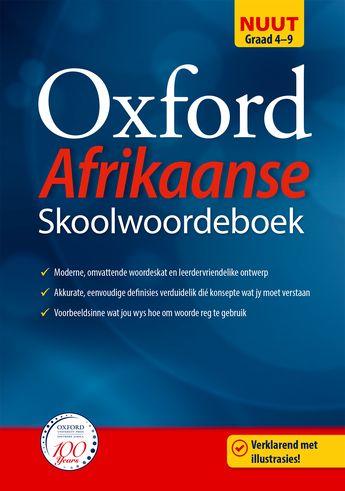Oxford Afrikaanse Skoolwoordeboek (Paperback)
