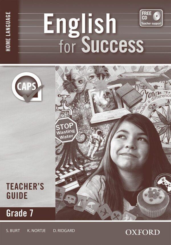 English for Success Home Language Grade 7 Teacher's Guide
