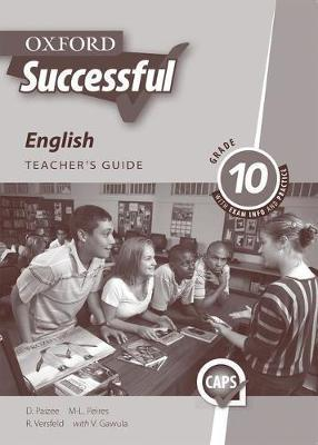 Oxford Successful English First Additional Language Grade 10 Teacher's Guide & CD