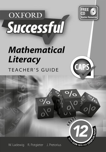 Oxford Successful Mathematical Literacy Grade 12 Teacher's Guide