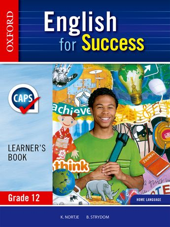 English for Success Home Language Grade 12 Learner's Book