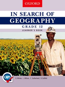 In Search of Geography Grade 12 Learner's Book
