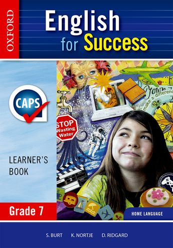 English for Success Home Language Grade 7 Learner's Book