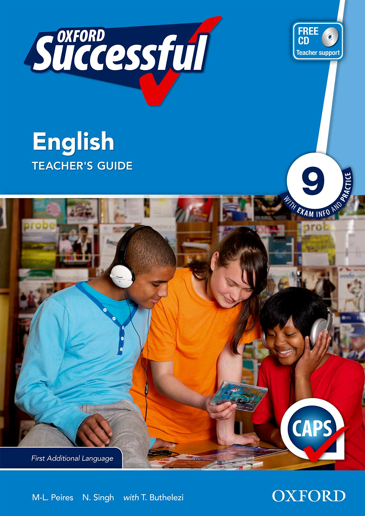 Oxford Successful English First Additional Language Grade 9 Teacher's Guide