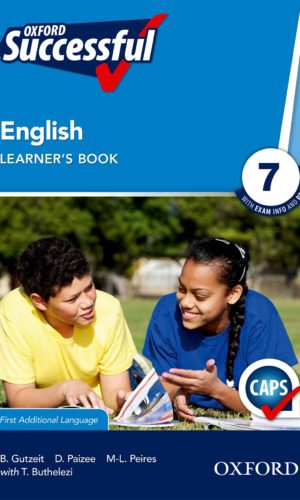 Oxford Successful English First Additional Language Grade 7 Learner's Book