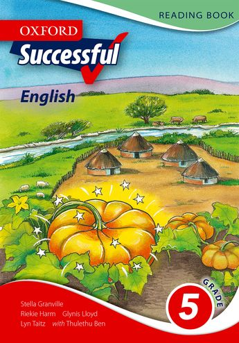 Oxford Successful English First Additional Language Grade 5 Reading Book