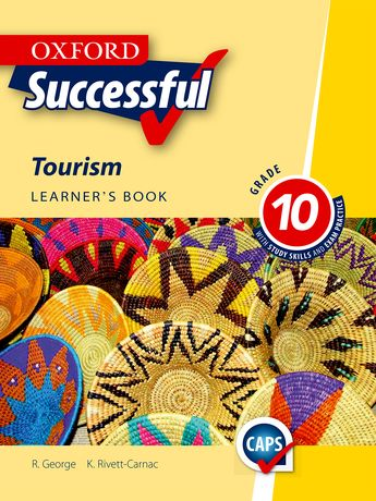 Oxford Successful Tourism Grade 10 Learner's Book
