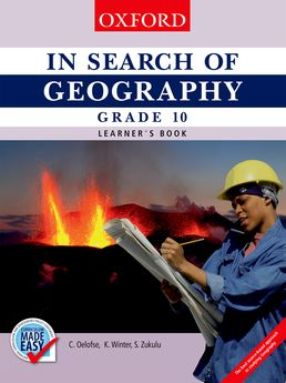 In Search of Geography Grade 10 Learner's Book