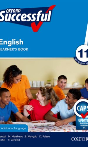 Oxford Successful English First Additional Language Grade 11 Learner's Book