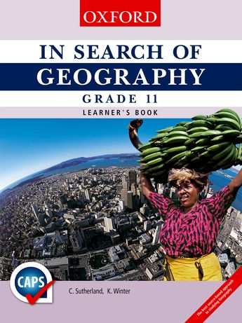 In Search of Geography Grade 11 Learner's Book