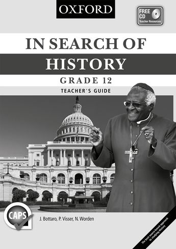 In Search of History Grade 12 Teacher's Guide