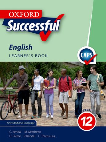 Oxford Successful English First Additional Language Grade 12 Learner's Book