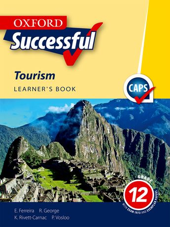 Oxford Successful Tourism Grade 12 Learner's Book