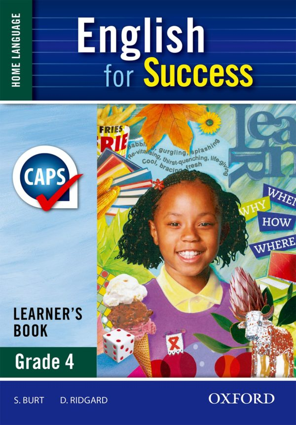English for Success Home Language Grade 4 Learner's Book