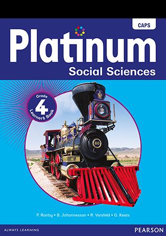 Platinum Social Sciences Grade 4 Learner's Book (CAPS)