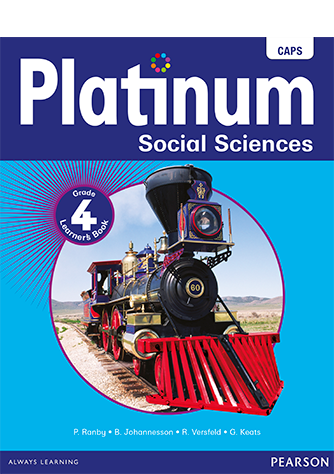 Platinum Social Sciences Grade 4 Learner's Book (CAPS)