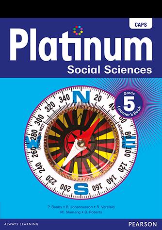 Platinum Social Sciences Grade 5 Learner's Book (CAPS)