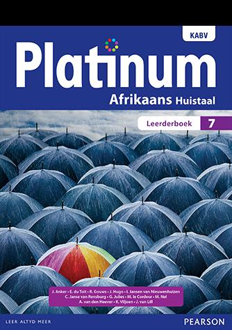 Platinum Afrikaans Huistaal Graad 7 Leerderboek (NKABV)