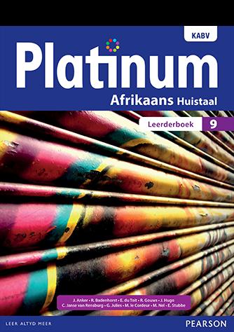 Platinum Afrikaans Huistaal Graad 9 Leerderboek (NKABV)