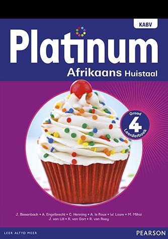 Platinum Afrikaans Huistaal Graad 4 Leerderboek (NKABV)
