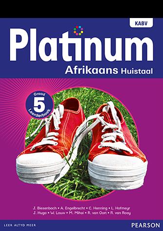 Platinum Afrikaans Huistaal Graad 5 Leerderboek (NKABV)