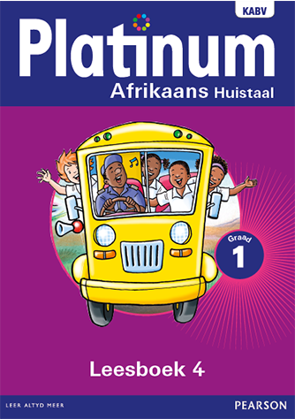Platinum Afrikaans Huistaal Graad 1 Leesboek Pakket (NKABV)