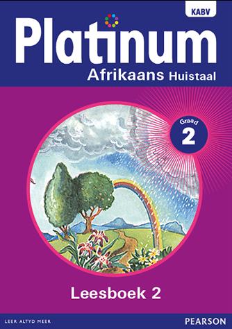 Platinum Afrikaans Huistaal Graad 2 Leesboek Pakket (NKABV)
