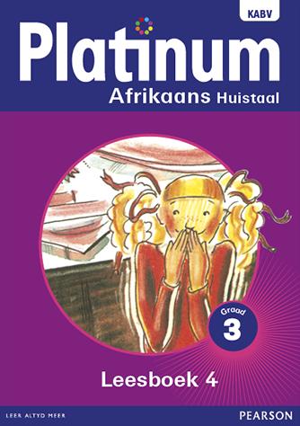 Platinum Afrikaans Huistaal Graad 3 Leesboek Pakket (NKABV)