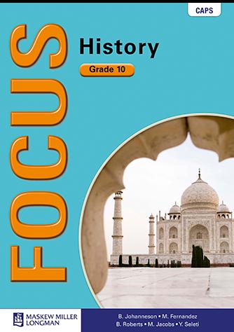Focus History Grade 10 Learner's Book (CAPS)