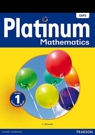 Platinum Mathematics Grade 1 Learner's Book (CAPS)