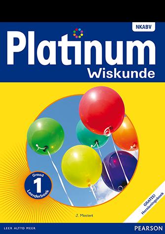 Platinum Wiskunde Graad 1 Leerderboek (NKABV)