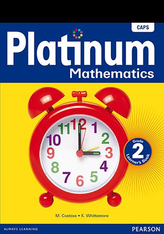 Platinum Mathematics Grade 2 Learner's Book (CAPS)