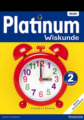 Platinum Wiskunde Graad 2 Leerderboek (NKABV)