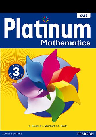 Platinum Mathematics Grade 3 Learner's Book (CAPS)
