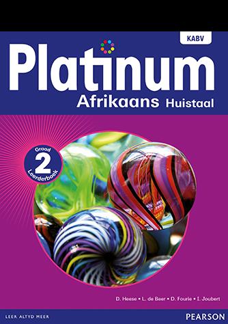 Platinum Afrikaans Huistaal Graad 2 Leerderboek Pakket (NKABV)