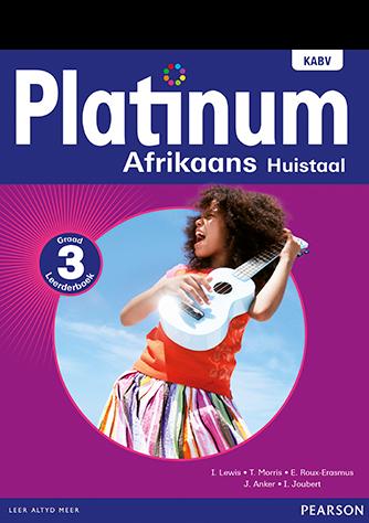 Platinum Afrikaans Huistaal Graad 3 Leerderboek Pakket (NKABV)