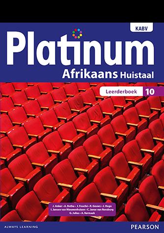 Platinum Afrikaans Huistaal Graad 10 Leerderboek (NKABV)