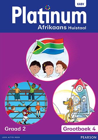 Platinum Afrikaans Huistaal Graad 2 Grootboek Pakket (NKABV)