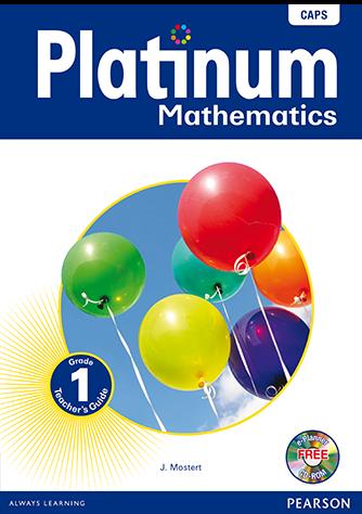 Platinum Mathematics Grade 1 Teacher's Guide (CAPS)