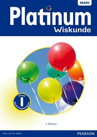Platinum Wiskunde Graad 1 Onderwysersgids (NKABV)