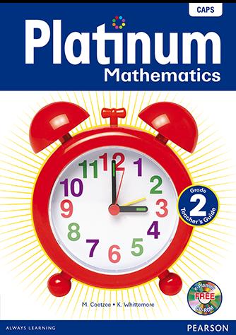 Platinum Mathematics Grade 2 Teacher's Guide (CAPS)