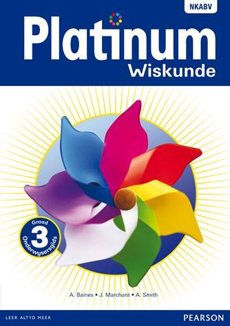 Platinum Wiskunde Graad 3 Onderwysersgids (NKABV)