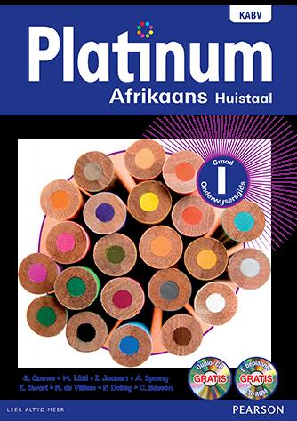 Platinum Afrikaans Huistaal Graad 1 Onderwysersgids (NKABV)