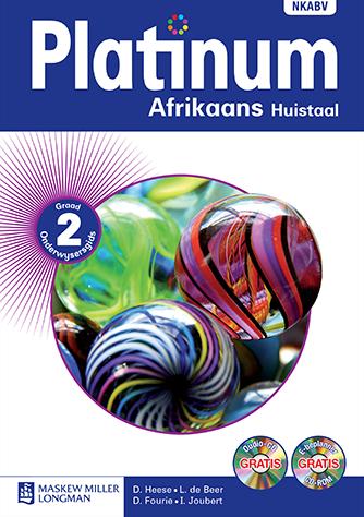 Platinum Afrikaans Huistaal Graad 2 Onderwysersgids (NKABV)