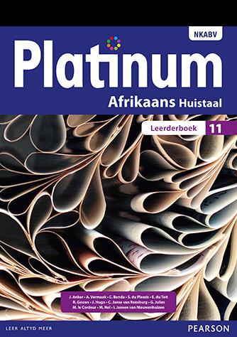Platinum Afrikaans Huistaal Graad 11 Leerderboek (NKAVB)