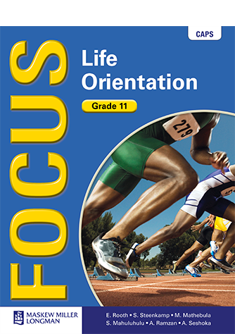 Focus Life Orientation Grade 11 Learner's Book (CAPS)