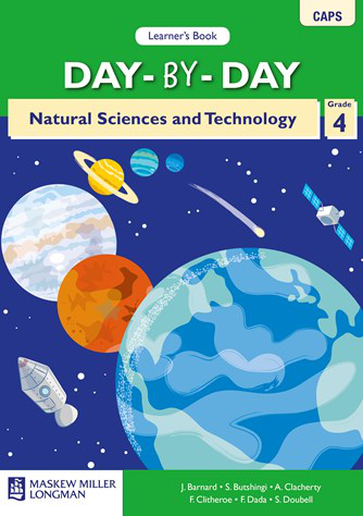 Day-by-Day Natural Science and Technology Grade 4 Learner's Book (CAPS)