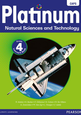 Platinum Natural Science and Technology Grade 4 Learner's Book (CAPS)